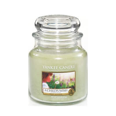 YANKEE CANDLE ŚREDNIA A CHILD'S WISH