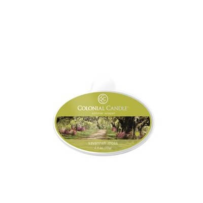 Wosk zapachowy SAVANNAH MOSS Colonial Candle