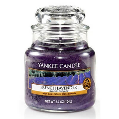 YANKEE CANDLE MAŁA FRENCH LAVENDER