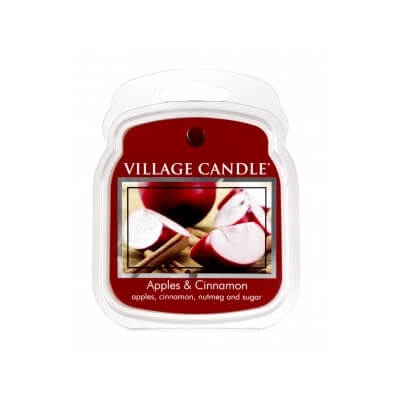 VILLAGE CANDLE WOSK APPLES & CINNAMON