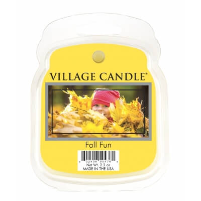VILLAGE CANDLE WOSK FALL FUN